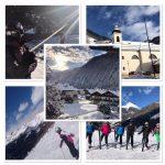 Schüler der Realschule Meinersen liefern sich Rennen in den Alpen