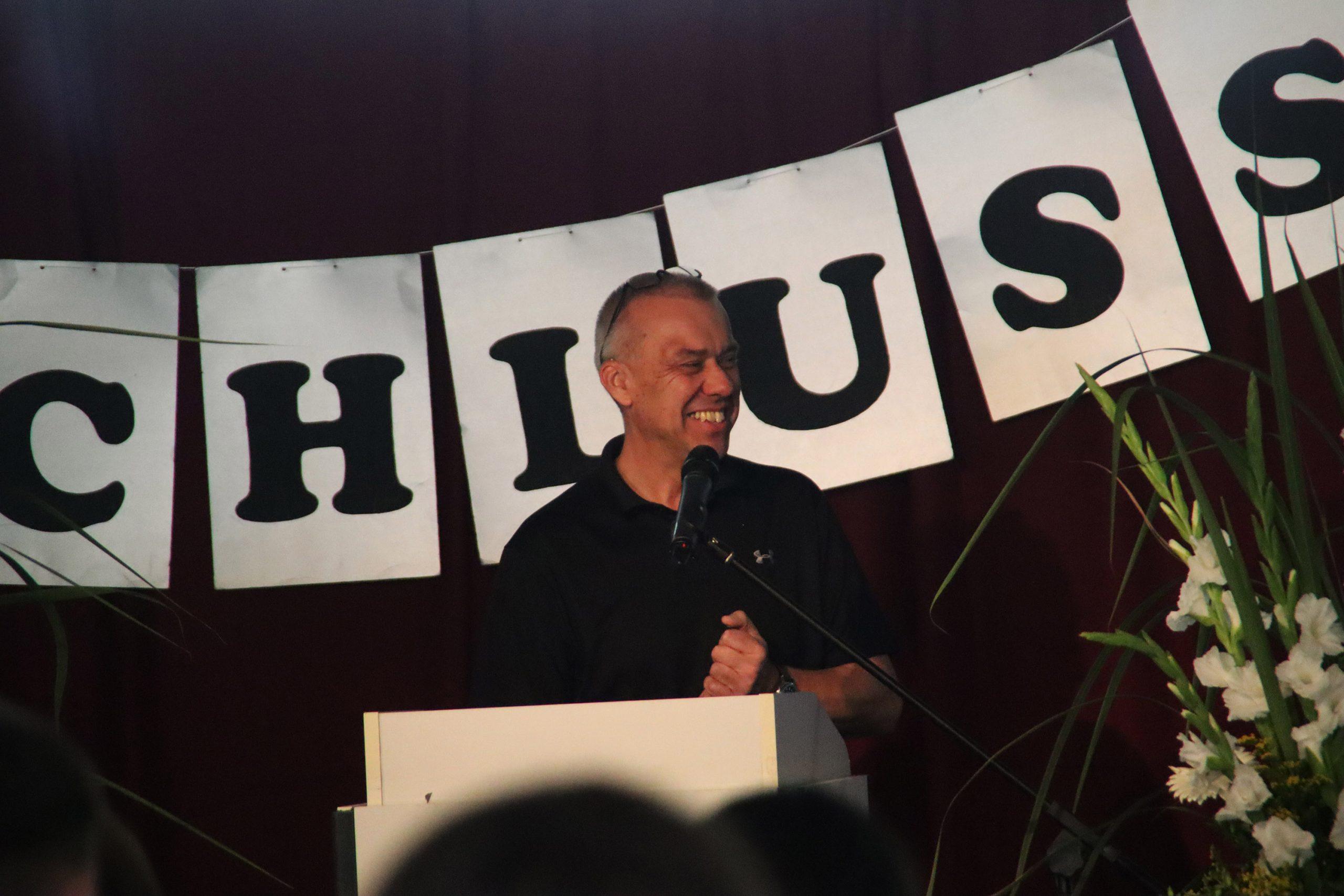 Die letzte Rede hielt Herr Klees...
